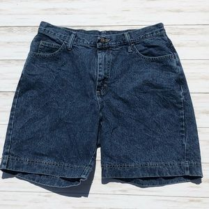 Lee Riders Denim Jean Shorts Size 10